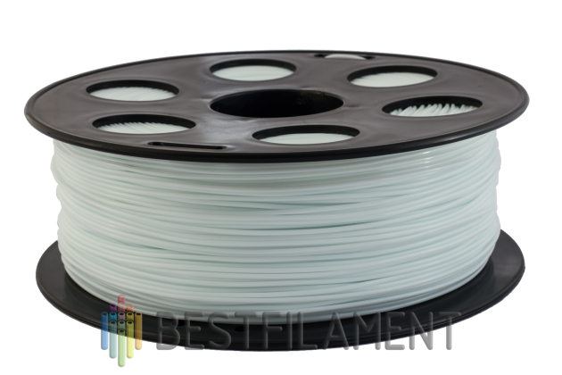 Bestfilament white ABS plastic for 3D printer 1 kg (1.75 mm) Bestfilament white ABS 1.75 mm for 3d printers.The most popular consumables for 3D printing, ABS plastic available in different colours. Choose here!