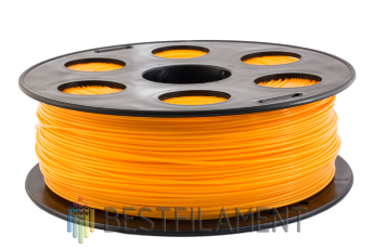 Bestfilament orange PLA plastic for 3D printer 1 kg (1.75 mm)