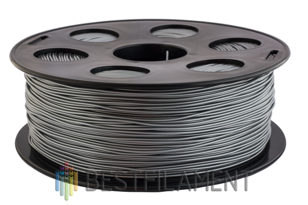 Watson T-1000 Bestfilament for 3D printers 1kg (1.75 mm) Watson plastic for a 3D printer. Diameter of 1.75 mm. Weight kg. 1 Color T-1000