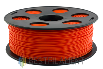 Bestfilament red ABS plastic for 3D printer 1 kg (1.75 mm)