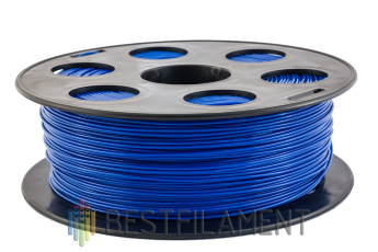 Bestfilament blue PLA plastic for 3D printer 1 kg (1.75 mm)