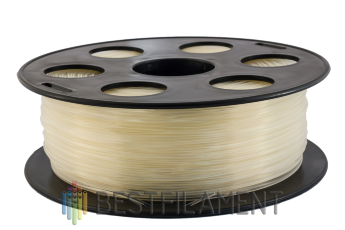 Bestfilament natural PLA plastic for 3D printer 1 kg (1.75 mm)