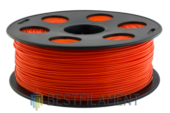 Red Bestfilament PETG plastic for 3D printer 1 kg (1.75 mm)