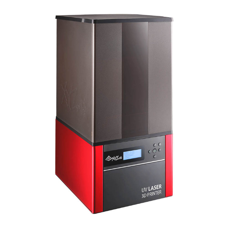 3D принтеры - DLP, SLA , DPP